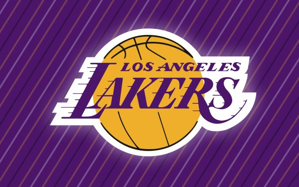 Sports Los Angeles Lakers Basketball Logo NBA HD Wallpaper | Background Image