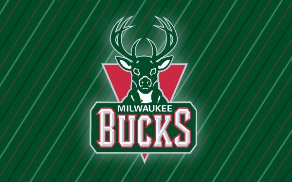 Sports Milwaukee Bucks Basketball Logo NBA HD Wallpaper | Background Image