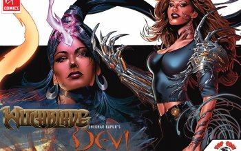 Comics - Witchblade Wallpapers and Backgrounds ID : 98223