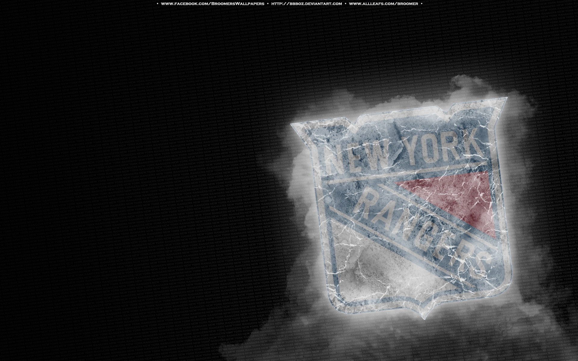 New York Rangers HD Wallpaper | Background Image | 1920x1200 | ID:983369 - Wallpaper Abyss