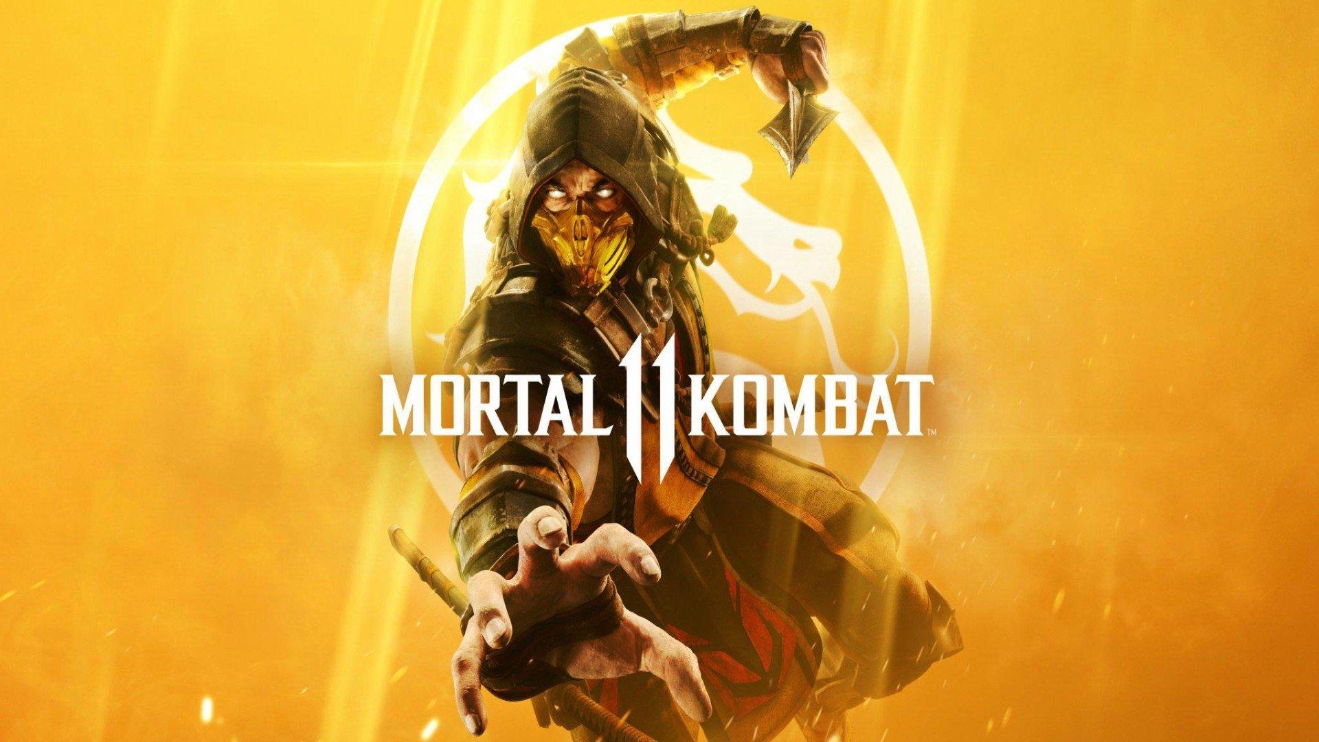Mk11 Wallpaper: 36 Mortal Kombat 11 HD Wallpapers
