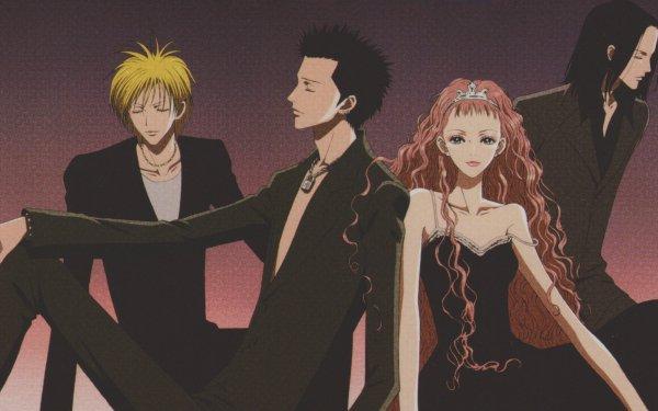 Anime Nana Ren Honjo Takumi Ichinose Layla Serizawa Naoki Fujieda HD Wallpaper   Background Image