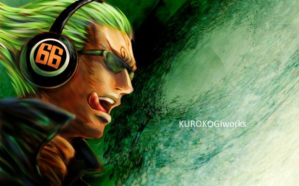 Anime One Piece Yonji Vinsmoke HD Wallpaper | Background Image