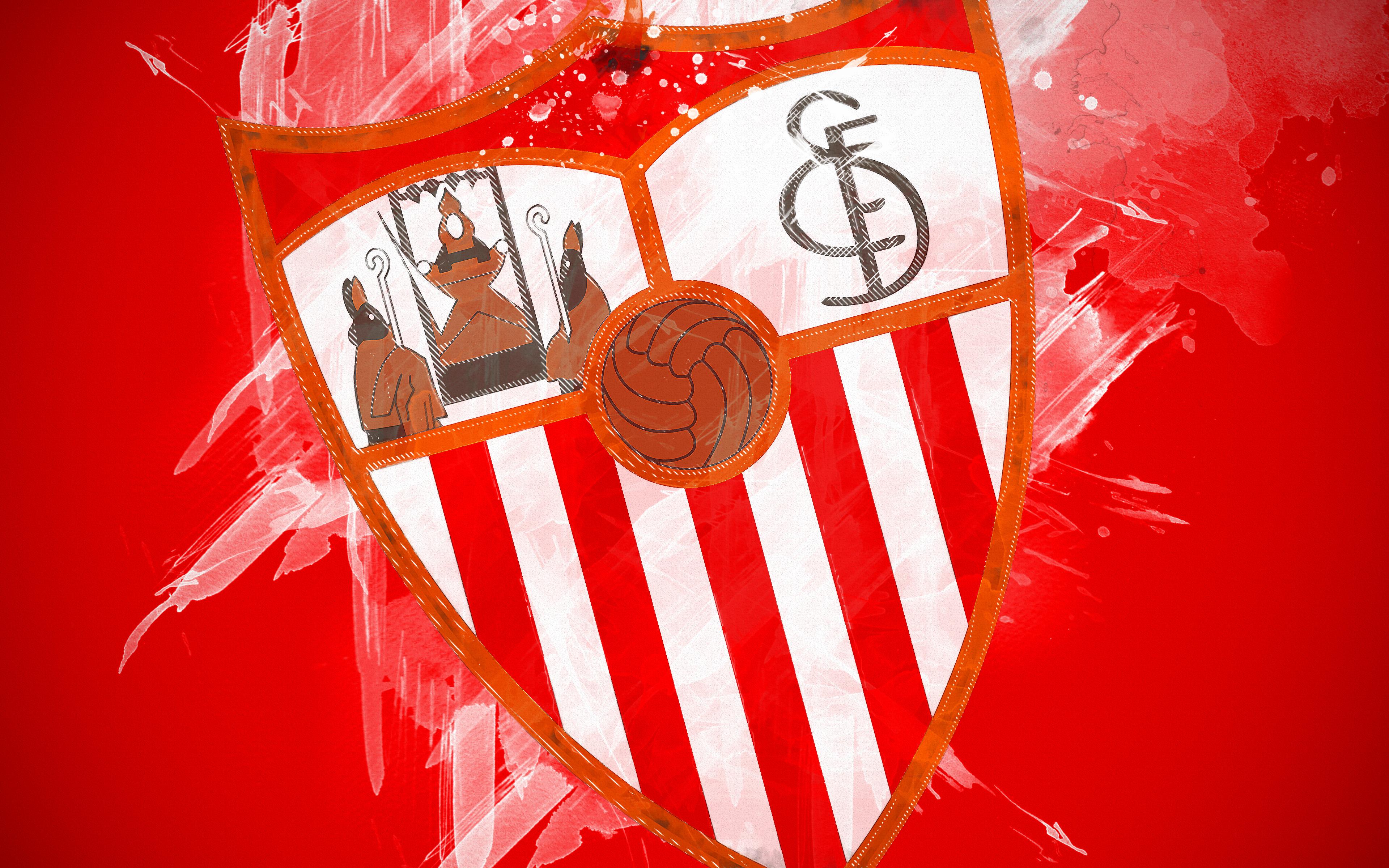 Sevilla FC 4k Ultra HD Wallpaper   Background Image   3840x2400   ID ...