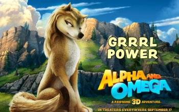 Movie - Alpha And Omega Wallpapers and Backgrounds ID : 98433