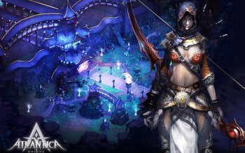 Video Game - Atlantica Online Wallpapers and Backgrounds ID : 98451