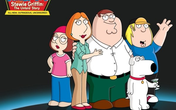 TV Show Family Guy Brian Griffin Peter Griffin Lois Griffin Chris Griffin Meg Griffin HD Wallpaper | Background Image