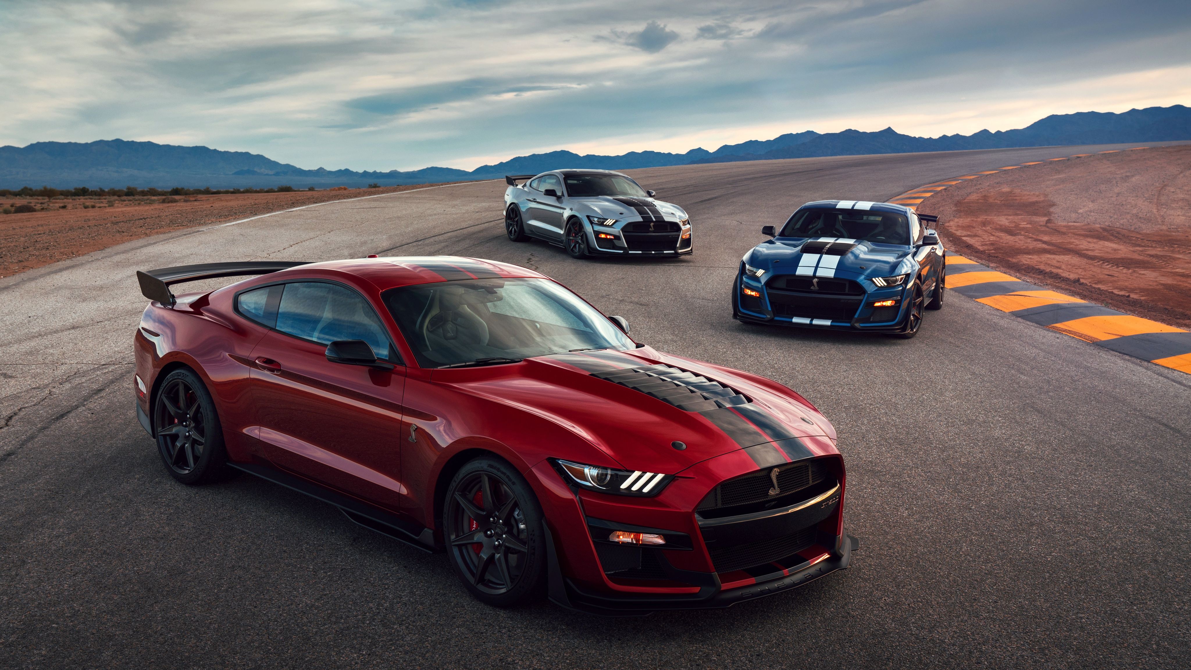 Ford Mustang Shelby Gt500 4k Ultra Hd Wallpaper Background Image