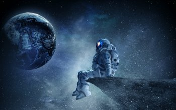 108 4k Ultra Hd Astronaut Wallpapers Background Images