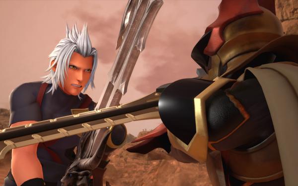 Video Game Kingdom Hearts III Kingdom Hearts Terra Xehanort HD Wallpaper | Background Image