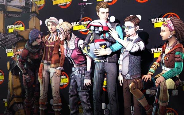 Video Game Tales From The Borderlands Borderlands Handsome Jack HD Wallpaper   Background Image