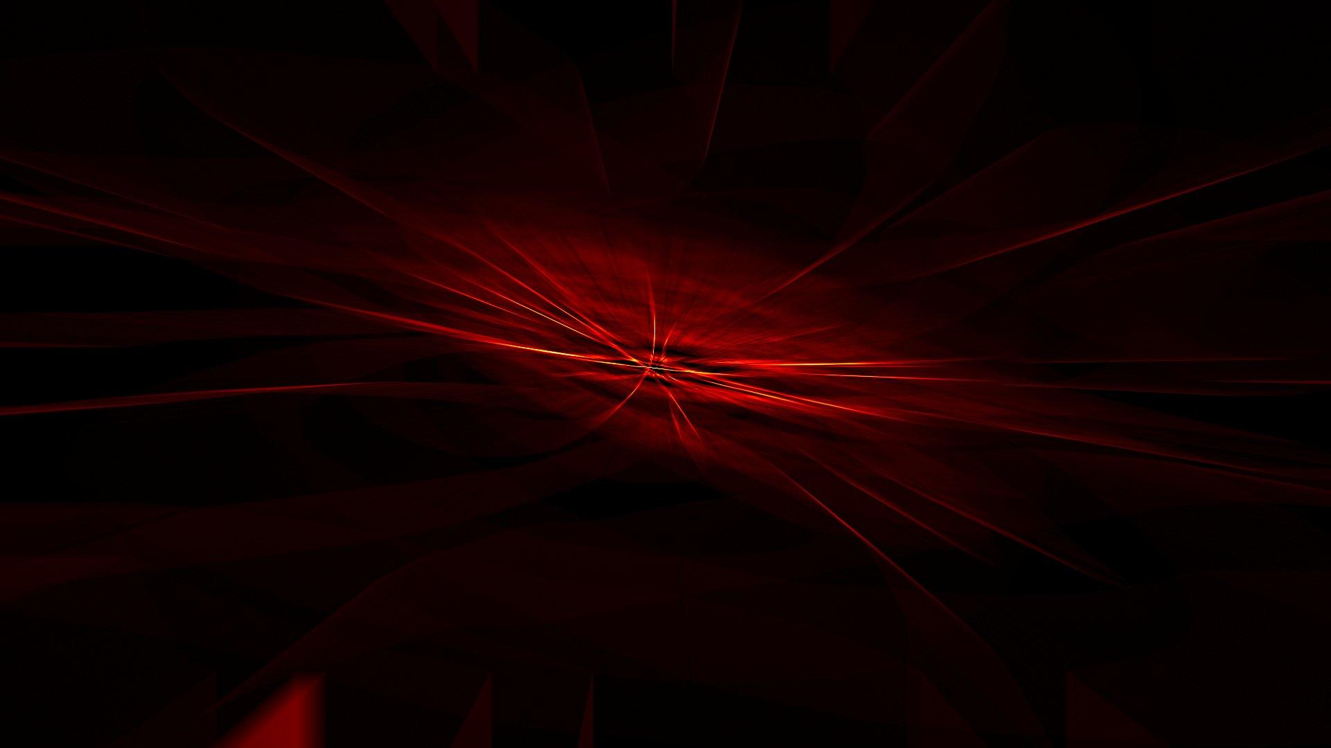 Abstracto - Rojo  Czerwony Fondo de Pantalla
