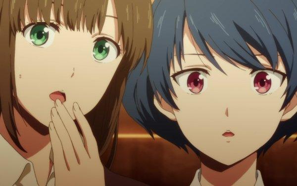 Anime Domestic Girlfriend Hina Tachibana Rui Tachibana HD Wallpaper | Background Image