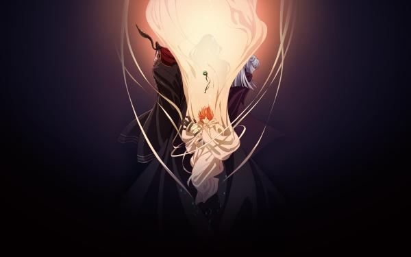 Anime The Ancient Magus' Bride Mahoutsukai no Yome HD Wallpaper   Background Image