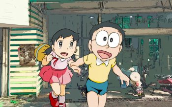 Download 1020+ Wallpaper Of Doraemon And Nobita Paling Keren