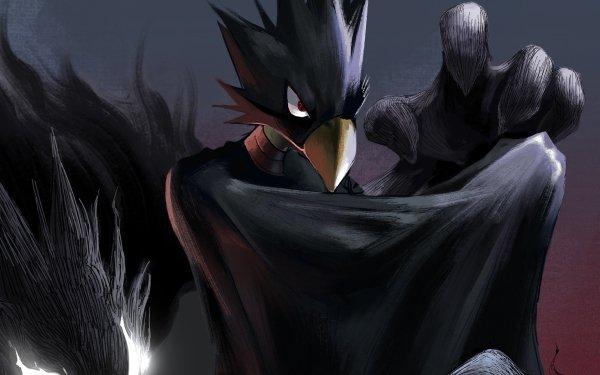 Anime My Hero Academia Fumikage Tokoyami HD Wallpaper   Background Image