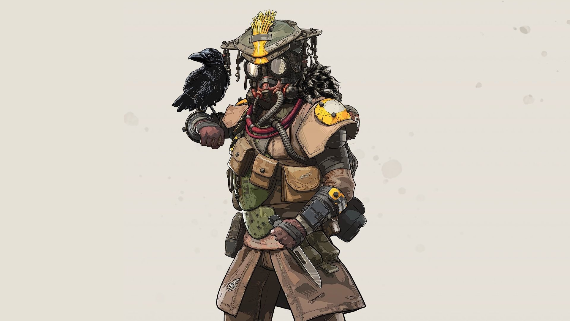 5 4k Ultra Hd Bloodhound Apex Legends Wallpapers Background