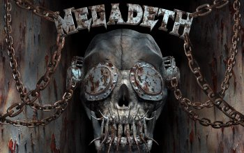 Music - Megadeth Wallpapers and Backgrounds ID : 99123