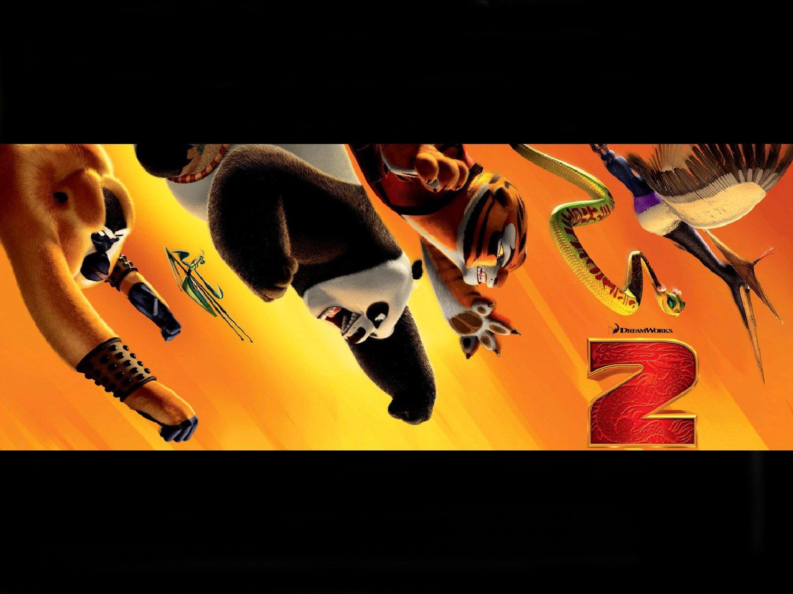 Kung fu panda 2 fond d 39 cran and arri re plan 1600x1200 - Kung fu panda 3 telecharger ...