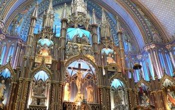Preview Religious - Notre-Dame Basilica (Montreal) Art