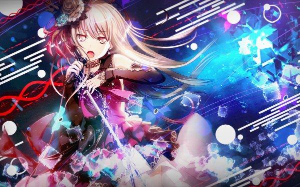 Anime BanG Dream! Yukina Minato Fondo de pantalla HD | Fondo de Escritorio