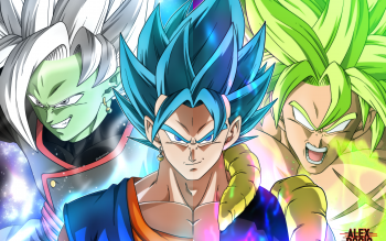 109 Gogeta Dragon Ball Hd Wallpapers Background Images