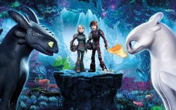 22 4k Ultra Hd Toothless How To Train Your Dragon