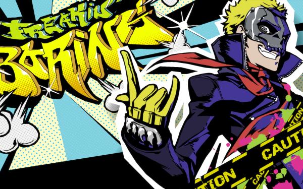 Video Game Persona 5 Persona Ryuji Sakamoto HD Wallpaper | Background Image