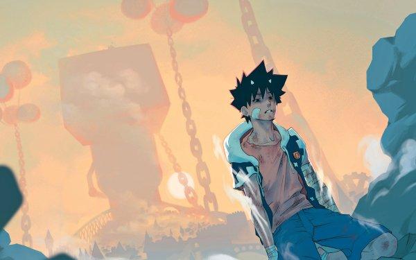 Anime Radiant Seth HD Wallpaper | Background Image