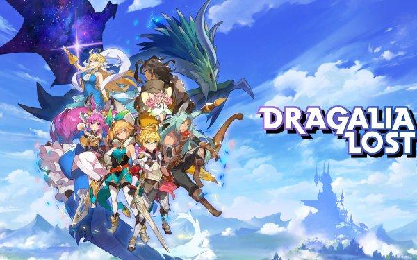 Video Game Dragalia Lost Nintendo HD Wallpaper | Background Image