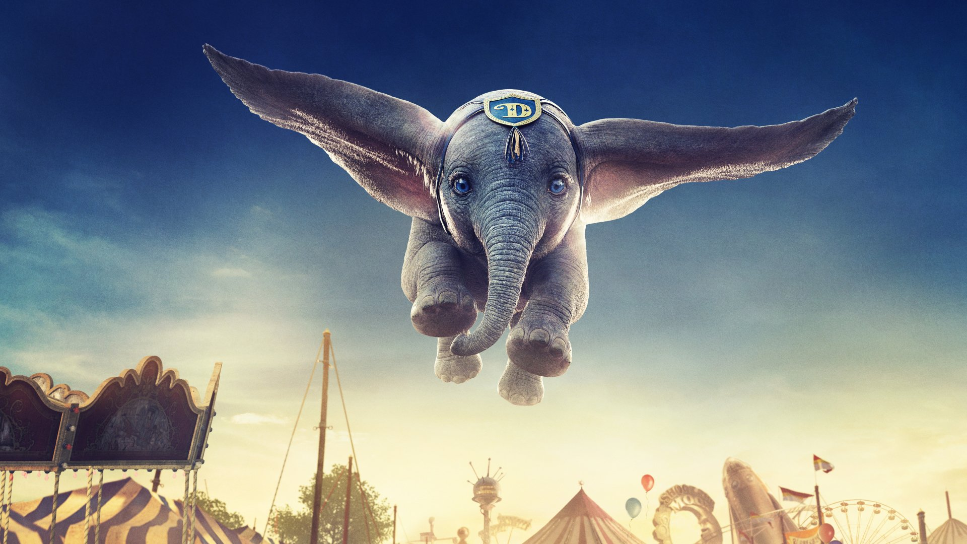 2 Dumbo 2019 Hd Wallpapers Background Images Wallpaper Abyss