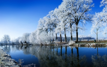 Earth - Winter Wallpapers and Backgrounds ID : 99501