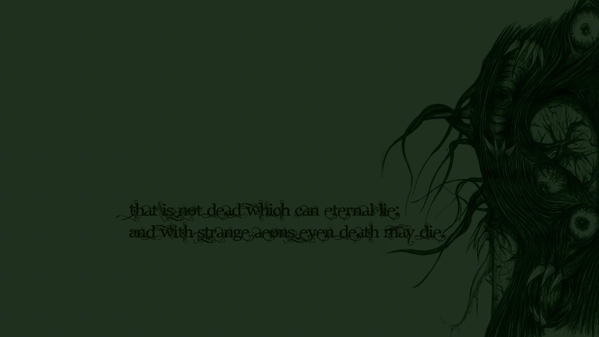 Hp Lovecraft Art Wallpapers: 10 H. P. Lovecraft HD Wallpapers