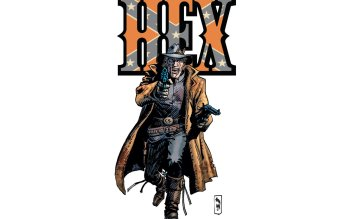 Comics - Jonah Hex Wallpapers and Backgrounds ID : 99603