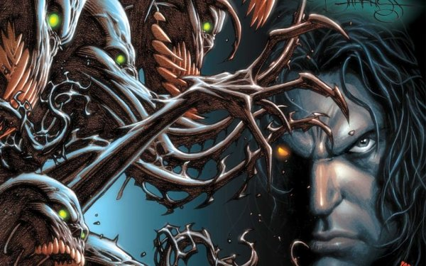 Comics The Darkness HD Wallpaper   Background Image