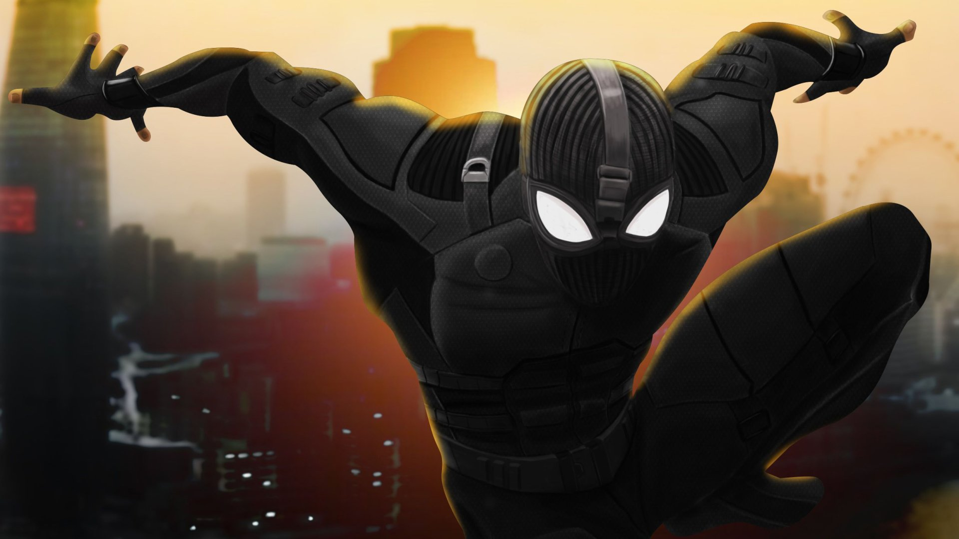 Spider-Man: Far From Home HD Wallpaper   Background Image ...