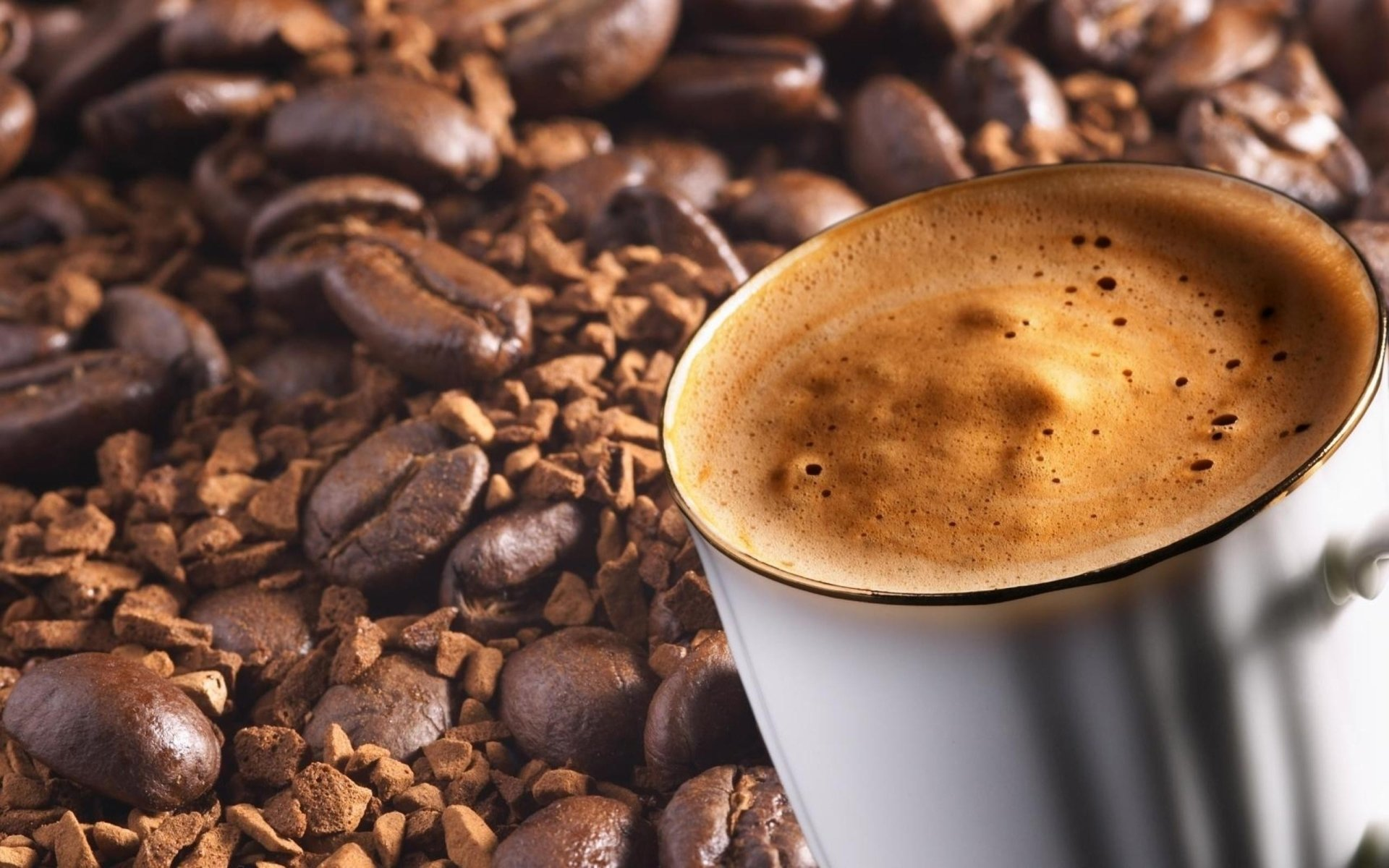 Alimento - Caffè  Sfondo