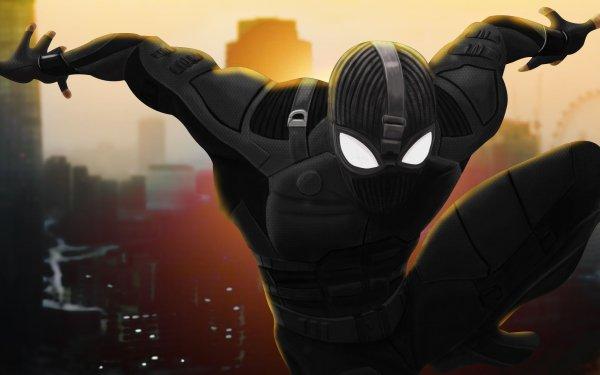 Movie Spider-Man: Far From Home Spider-Man Spider-Man Noir HD Wallpaper   Background Image