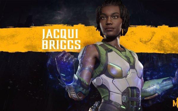 Video Game Mortal Kombat 11 Jacqui Briggs HD Wallpaper | Background Image