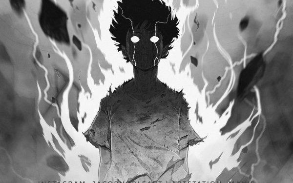 Anime Mob Psycho 100 Fondo de pantalla HD | Fondo de Escritorio