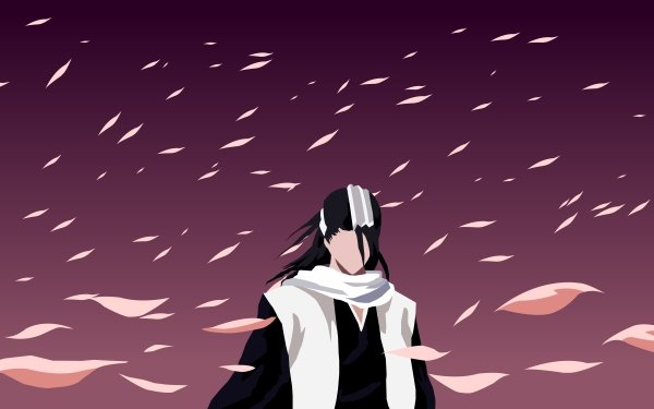 Anime Bleach Byakuya Kuchiki Bankai HD Wallpaper | Background Image